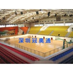 深圳冠奥通运动木地板的特性