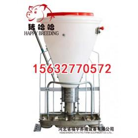 优质全不锈钢猪用干湿料槽50kg养猪饲喂设备厂家