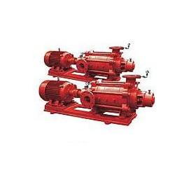 XBD-W型卧式单吸多级分段式消防泵