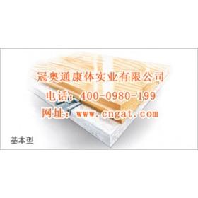 深圳冠奥通解析体育木地板的多重实用