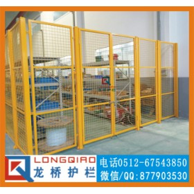 北京精品厂房隔离网 北京仓库隔离网厂家 龙桥专业制造