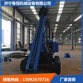 HWZG-600L履带液压锤打桩机 液压锤压装机厂家直销