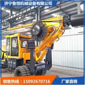 促销轮式旋挖打桩机 大口径轮式旋挖钻机 地基打桩机