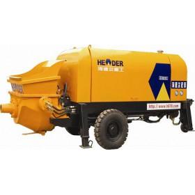 地暖砂浆泵 地暖泵 小型混凝土输送泵 高效砂浆泵