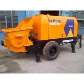 砂浆喷射输送泵 抹灰砂浆泵小型砂浆泵 砂浆输送泵