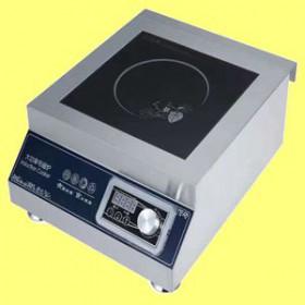 商用大功率电磁炉 足5000W 加热速度快