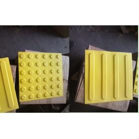 盲道砖 锦州市橡胶盲道砖供应商