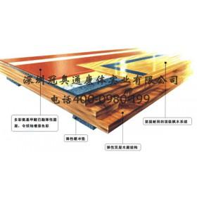 深圳冠奥通做为运动木地板厂家的核心理念