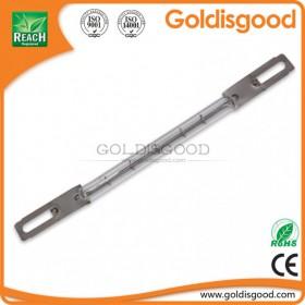 供应红外线卤素石英电热管开发和生产厂家