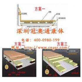 品质优良的绿色运动木地板——深圳冠奥通