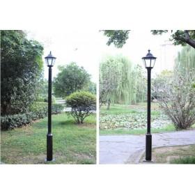 热销庭院灯景观灯路灯户外绿化花园别墅草地灯防水高杆灯
