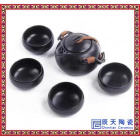 自动上水功夫茶具套装整套陶瓷茶壶盖碗茶杯 红茶茶具礼盒套组