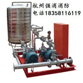 【杭州强消消防】机械泵入式平衡式比例混合装置(齿轮泵型)
