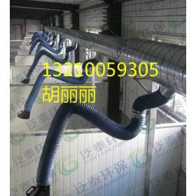 多工位焊接专用大型通风集中烟尘处理装置