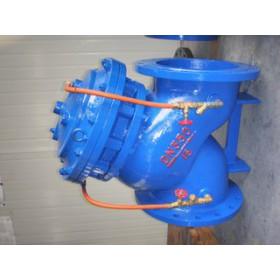 WMDS101H-10/16/25型多功能水泵控制阀