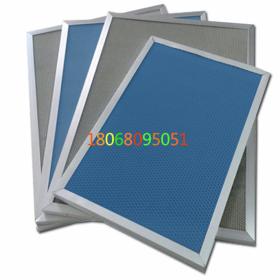 净化光触媒铝基网空调系统过滤网加框铝基二氧化钛铝基网