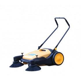 伊博特工厂车间无动力手推式双刷扫地机YB-920