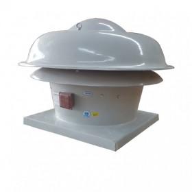 玻璃钢屋顶风机 WS-85-6耐腐蚀低噪声屋顶风机