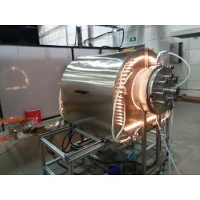 许昌HWMK-128kW 红外辐射加热器