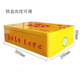 山东德州铁盒包装厂家供应茶叶铁盒包装
