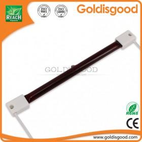 供应通过ISO9001认证的红色碳纤维光波管真正生产厂家