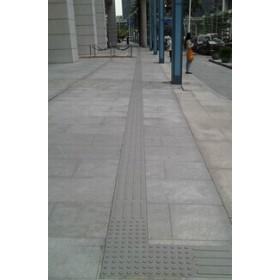 贵阳橡胶盲道砖批发价盲道砖规格款式