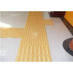 盲道砖多少钱一片橡塑盲道砖规格样式