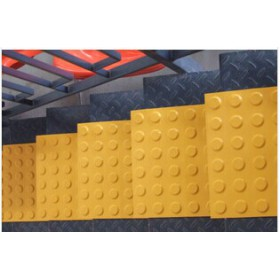 室内专用橡胶盲道砖优惠价盲道砖款式
