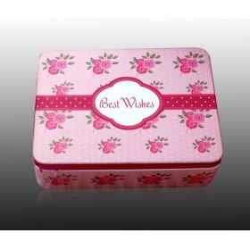 山东铁盒包装厂家供应曲奇饼干马口铁盒包装 优质包装盒批发