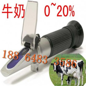 HT612ATC温补牛奶浓度计折射仪0-20% ,厂家供货