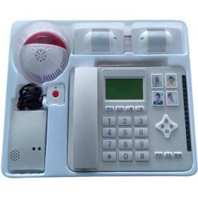益身伴老年人智能电话机 智能居家养老 个人家庭报警器