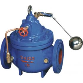 遥控浮球阀 水力控制阀