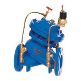 J145X 电动遥控阀 水力控制阀