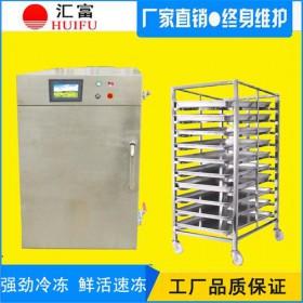 对虾专用速冻机 汇富液氮速冻机直销