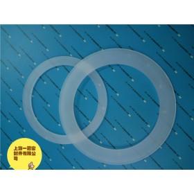 厂家定制机械密封垫圈 PCTFE绝缘密封环 三氟耐低温垫片