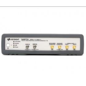 keysight N4877A 电时钟数据恢复和解多路复用器