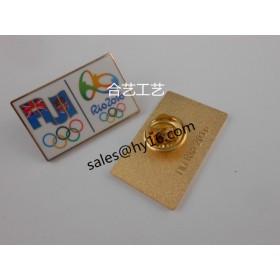 订做金属纪念徽章,金属工艺品制作,定制logo徽章