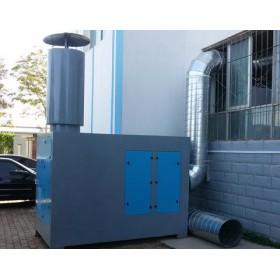 大型净化除尘器-多滤筒大型净化主机