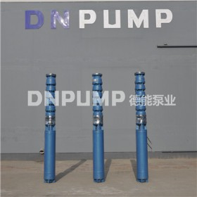 QJ多级立式深井泵