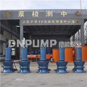 潜水轴流泵泵站设备及附件供应厂家