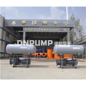 船坞移动式浮筒漂浮泵