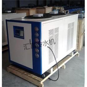 砂磨设备专用冷水机 珠磨机配套降温机济南汇富