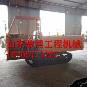 小型农用转运机 履带工程翻斗车 价格优惠
