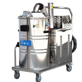 380V大功率无刷吸尘器4000W重工业大型工厂车间吸粉尘