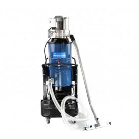 380V大功率无刷吸尘器重工业大型工厂车间吸金属粉