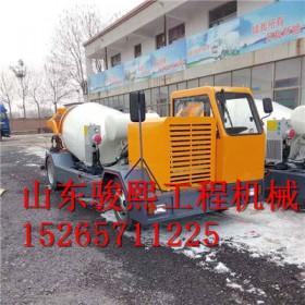 临沧建筑用搅拌车 自动上料混凝土运输车