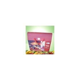 三层瓦楞水果彩箱纸盒包装礼品纸盒包装