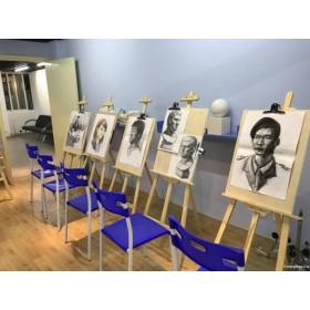 云中画室 素描与色彩课程 鹿城美术培训