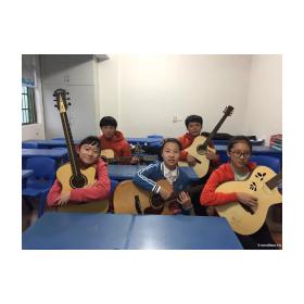思恩琴行、一对一木吉他一学期(20节课)