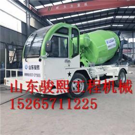 佳木斯多功能自搅拌混凝土搅拌运输车厂家 小型水泥搅拌车